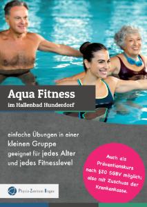Kurs: Aqua Fitness